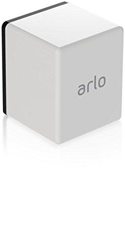 21qal0--p2L [Bon Plan Netatmo] Arlo - Caméra additionnelle HD 100% sans Fil, Vision Nocturne, Etanche Intérieure/Extérieure - Compatible avec systèmes Arlo, Arlo Pro et Arlo Pro 2 l VMC3030-100EUS