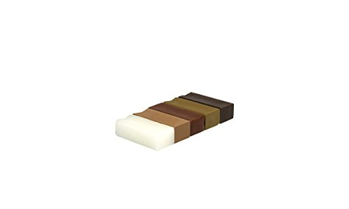 Picobello G14113 Hartwachs Nachkaufpack-Farbset Dunkel -