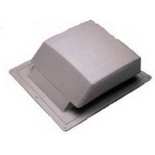 Airhawk Plastic Slant Back Roof Vent by Air Vent -