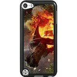 Film Jurassic World Hülle Case Anti Scratch Ultra Thin Back Hülle Case Cover Skin For Ipod Touch 5th (Case Touch Lego Ipod)