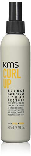 KMS California Curl Up Bounce Back Spray, 1er Pack (1 x 200 ml) -