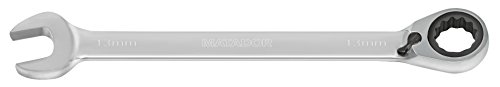 MATADOR clé mixte à cliquet avec levier, 13 mm - 0189 0130 138 nM