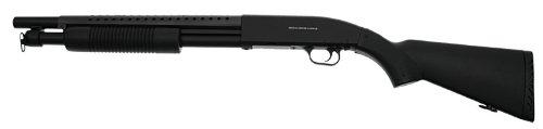 7347 Fucile a pompa softair in metallo con speed loader e tracolla inclusi, sotto 0,5 Joule, 6 mm + adesivo G8DS