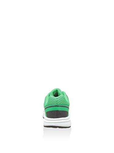 adidas Galaxy Trainer, Chaussures de Fitness Homme, Gris Gris / Blanco / Verde
