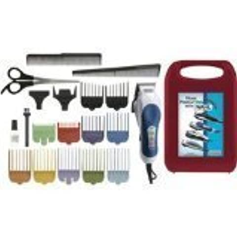 Wahl Color Pro Haircut 20 Pc Color Coded Kit by WAHL