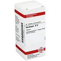 ABROTANUM D 12 Tabletten 80 Stück preisvergleich bei billige-tabletten.eu