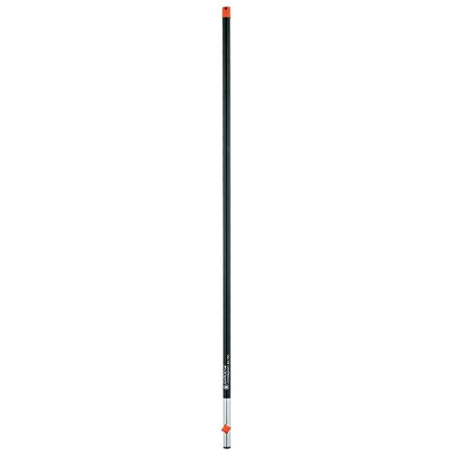 Gardena combisystem-Aluminiumstiel 130 cm, Verlängerungsstiel für alle combisystem-Geräte, 130 cm Länge, aus hochwertigem Aluminium, leicht und stabil