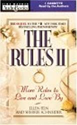 The Rules II : More Rules to Live and Love by by Ellen Fein (1997-11-01)