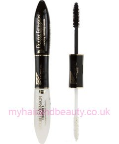 Double Extension Fortifying Extending Mascara Carb