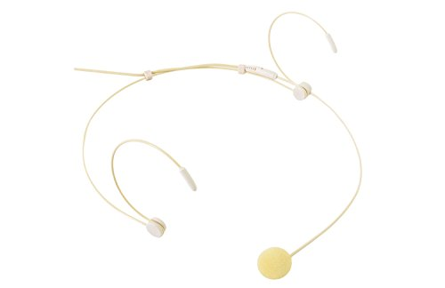 Chord Discreet Neckband Headset Microphone For Wireless Systems