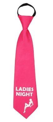 2er Pack Ladys Night Krawatte (2 Stück) Junggesellenabschied / Junggesellinnenabschied
