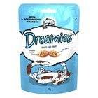 Dreamies Katze Behandelt Mit Leckeren Lachs (60 G)