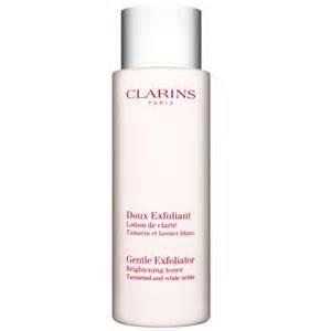 Clarins Delicato Esfoliante Illuminante Toner Con Tamarindo & Bianco Ortica 125ml - nuovo in scatola