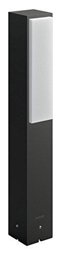 Philips myGarden LED Sockelleuchte Stratosphere, neutralweißes Licht (4000 Kelvin)...