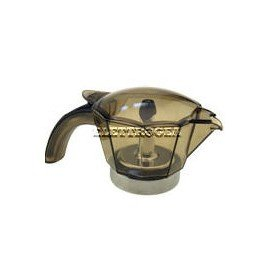 Caraffa alicia de longhi 2 tazze 7332182700 originale