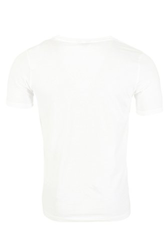 JACK & JONES T-Shirt JCOMULE TEE CREW NECK SS CORE by JACK & JONES White