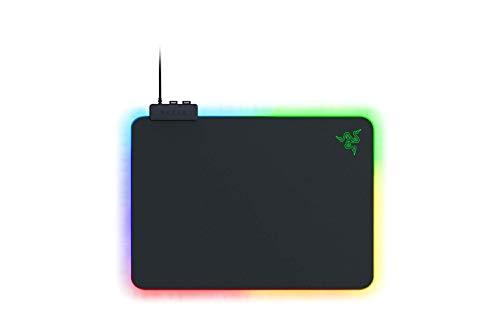 Razer Firefly V2 Tapis de Souris de Gaming Micro-structuré avec éclairage RVB alimenté par Razer Chroma