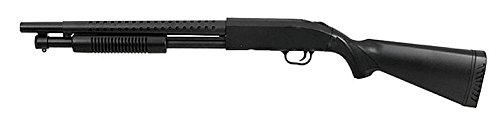 Airsoft -Shotgun M500 A SWAT- pistola manual (1 joule)