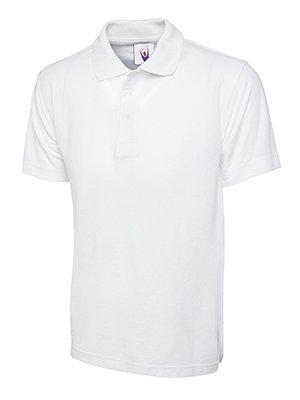 MAKZ Uneek Active Polohemd Weiß