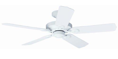 Hunter 24326 ventilador de techo para exteriores Outdoor Elements, blanco