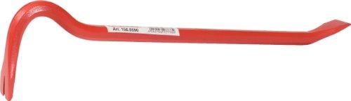 KS Tools 156.0592 Nageleisen, 6-kant, 700 mm