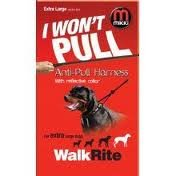 Mikki Dog, Puppy Anti Pull Harness Halter -No More Pulling, Tugging or Choking -Fit all Leads -Small