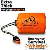 Outdoor Designs USA Outdoor Designs USA Emergency Waterproof Bivy Sack Sleeping Bag