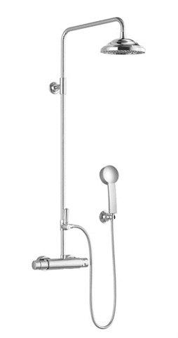 Dornbracht Brause-Thermostat Zubehör (970) 34455970-08 893x385x148 platin