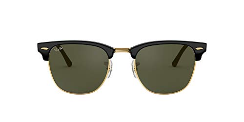 Ray-Ban Clubmaster Rectangular S...
