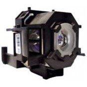 PJxJ Beamer Lampada di Ricambio ELPLP41 para Epson EB S62 / EB TW420 / EB W6 / EB X6 / EB X62 / EH TW420 / EMP 260 / EMP 77 / EMP 77C / EMP S5 / EMP S52 / EMP S6 / EMP X5 / EMP X52 / EX30 / EX50 / EX70 / PowerLite 77c / PowerLite Home Cinema 700 / PowerLite S5