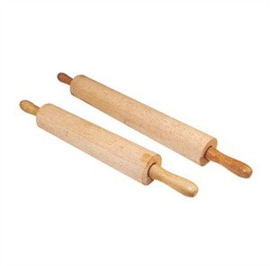 Winco 15'' Wood Rolling Pin by Winco Winco Rolling Pin