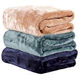 Crazy Shop Weiche Fleece-Decke für Haustiere, Katze, Hund, für Auto, Käfig, Zwinger (zufällige Farbe, 1Stück)