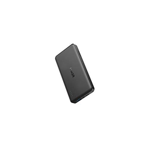 Anker PowerCore II Slim 10000mAh Ultra Dünne Powerbank externer Akku PowerIQ 2.0 für iPhone XS Max/XR/XS/X / 8 / 8Plus / 7 / 6s / 6Plus, iPad, Samsung Galaxy und weitere Geräte