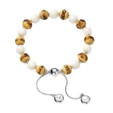 Gucci, bracciale Bamboo and balls