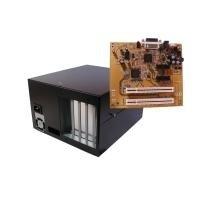 Exsys EX-1042 2X PCI Slot Expansion Box mit Netzteil, 220W (220w Netzteil)