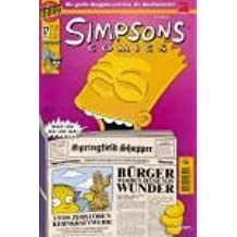 Simpsons Comics 17, März 1998, (Dino Bongo Comics) Comic-Heft