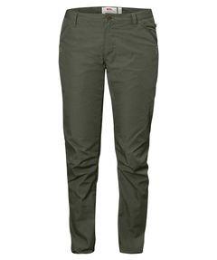 Fjällräven Damen High Coast Trousers W Lange Hose, Mountain Grey, 38