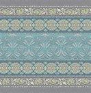 Bassetti Kissenhülle | Monte Rosa V7-40 x 40 100% Baumwolle Mako-Satin passend zur Bettwäsche