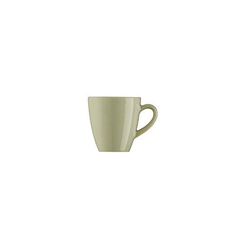 Arzberg Profi Tasse à Expresso, Tasse à Café, Tasse, Haute, Silk, Porcelaine, 9 cl, 49600-670170-14903