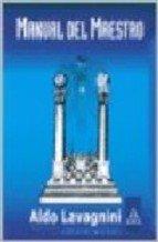 Manual Del Maestro (Masoneria)