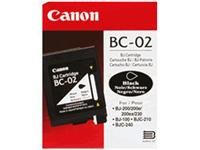 Preisvergleich Produktbild CANON BC-02/BC-01/BX-2 Tinte schwarz fuer BJ-10series B