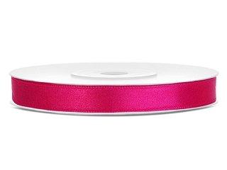 Like a Girl- wir lieben Hochzeiten Satinband 6mm breit / 25 m lang (Pink)