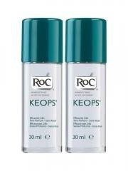 RoC Keops Roll D?odorant 2 x 30ml by RoC
