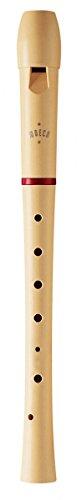 Moeck 1025 Flauto 1 Sopran - Deutsche Griffweise, beige
