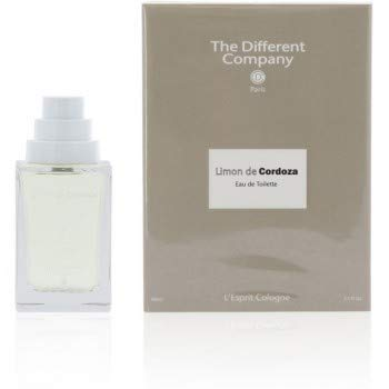 The Different Company L'Esprit Cologne Limon de Cordoza Eau de Toilette Spray 100 ml -