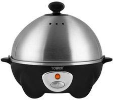 TOWER HOUSEWARES 7 EGG COOKER & ...