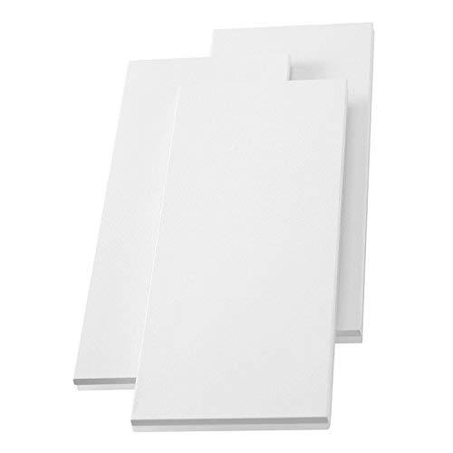 Huntvp lampada da parete 12w led applique di alluminio 3600lm con due modalità di su e giù perfetto per camere da letto soggiorno corridoio bagno le scale luce notturna colore bianco (luce di bianco freddo)