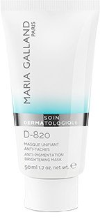 Maria Galland Soin Dermatologique d-820 Masque Unifiant Anti-Taches 50 ml