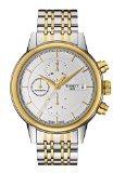 Tissot Reloj Cronógrafo para Hombre de Automático con Correa en Acero Inoxidable T085.427.22.011.00
