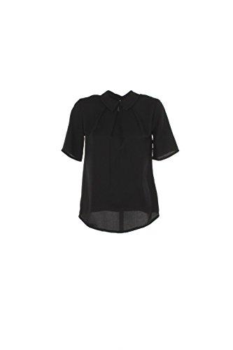 Camicia Donna Anonyme Xl Nero U26ft024 Autunno Inverno 2016/17